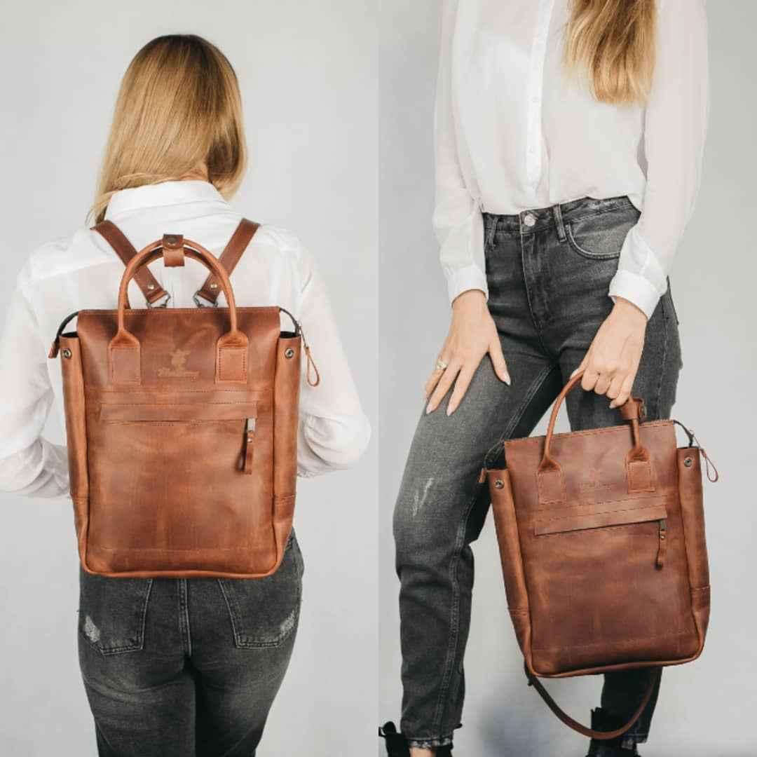 Модные рюкзаки лета 2019 фото_21