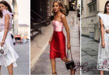 Модные юбки лета 2019 для женщин 30-40 лет