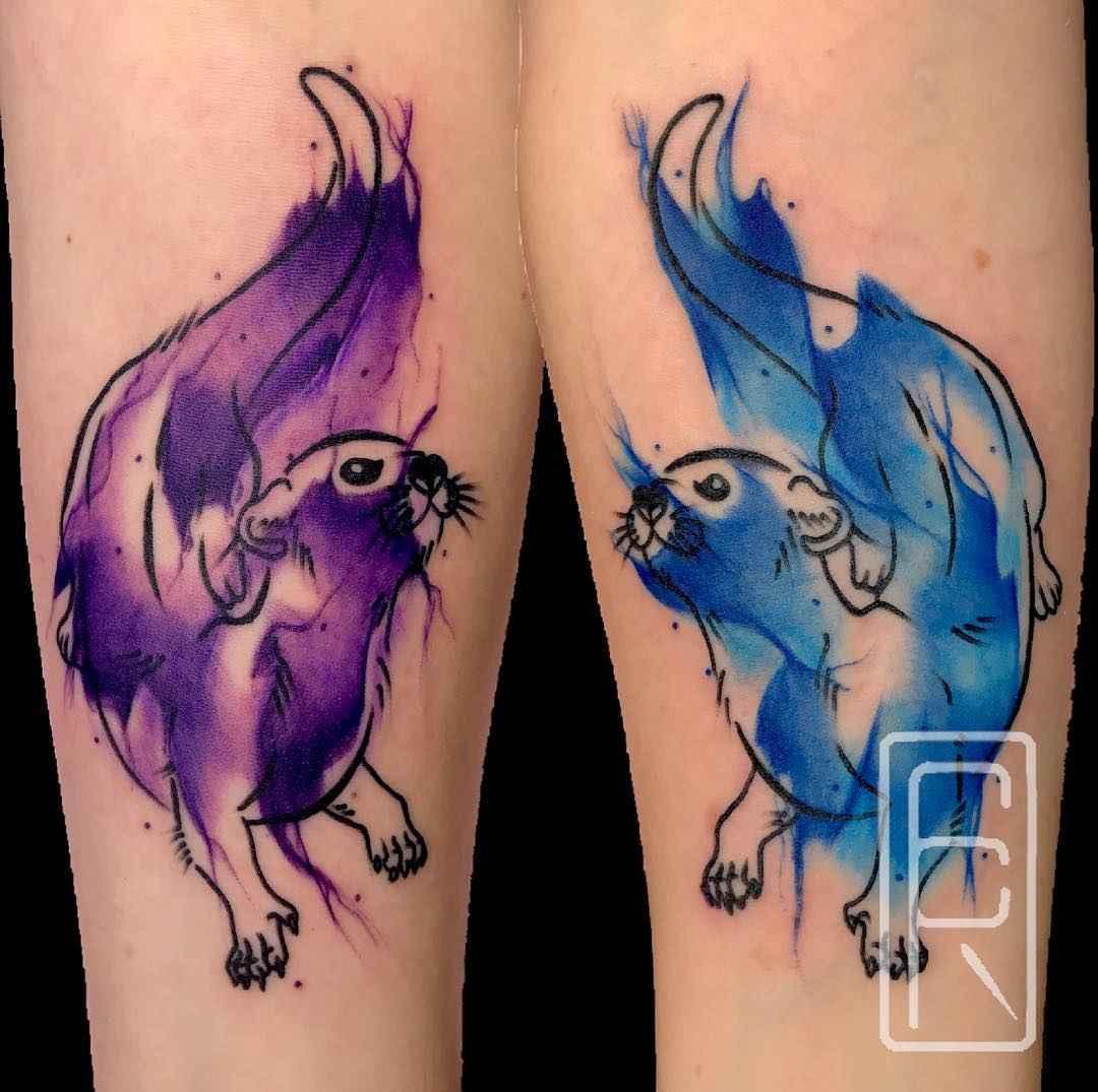 татуировки для сестер фото_14