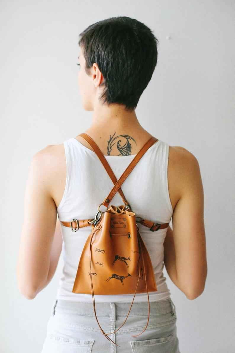 Модные рюкзаки лета 2019 фото_33