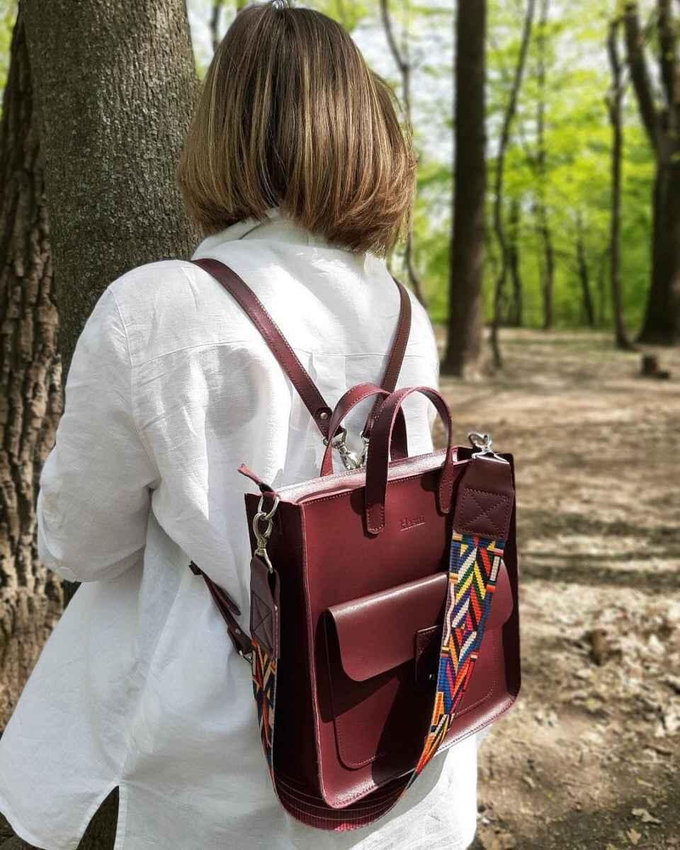 Модные рюкзаки лета 2019 фото_29