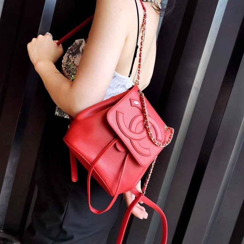 Модные рюкзаки лета 2019 фото_23