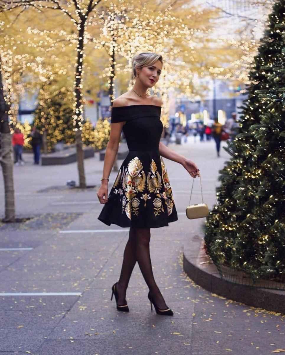 модные деловые платья фото_9