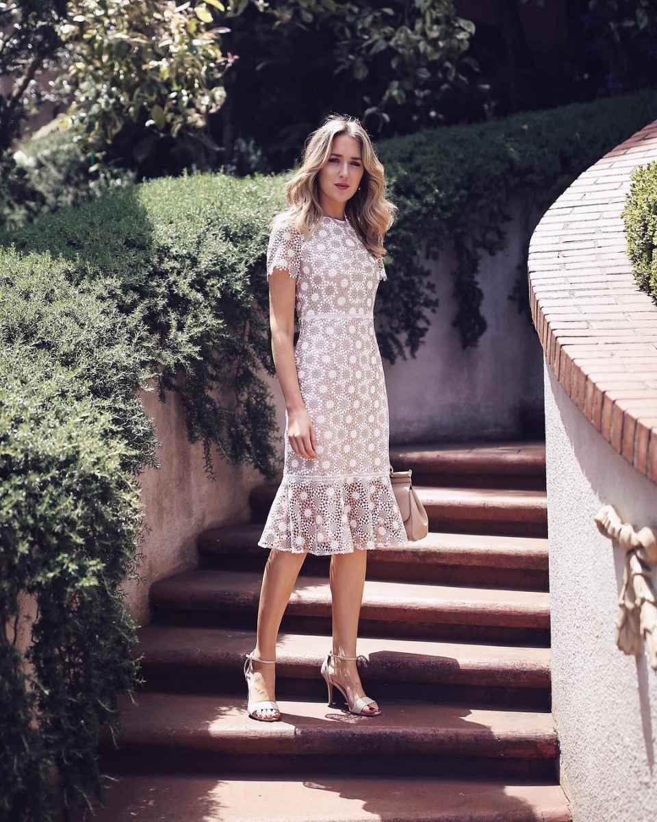 модные деловые платья фото_6