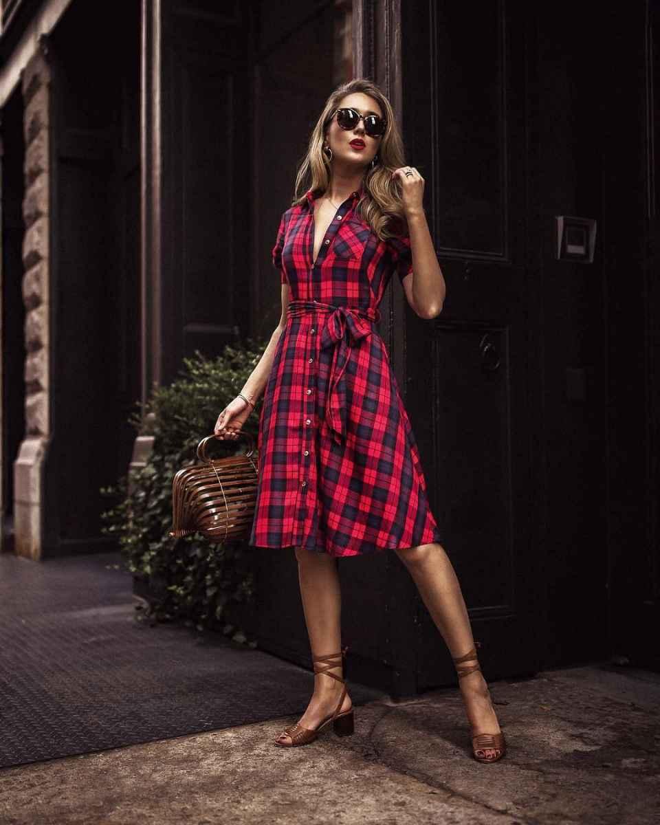 платье-рубашка 2019 фото_3