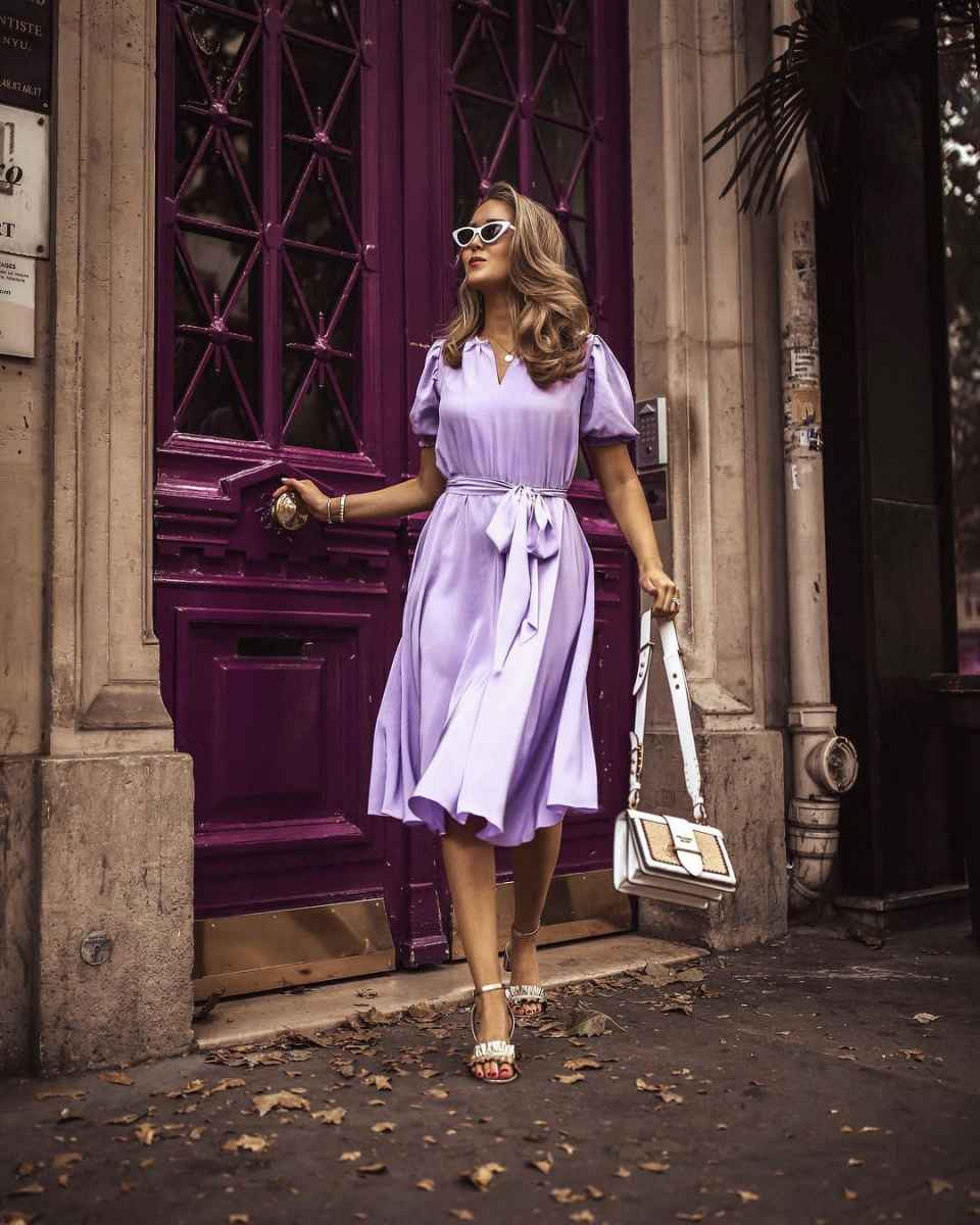 модные деловые платья фото_1