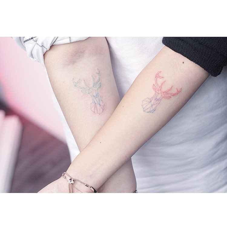 татуировки для сестер фото_13