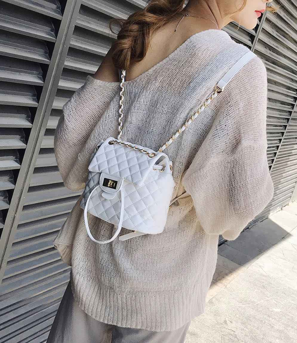 Модные рюкзаки лета 2019 фото_11