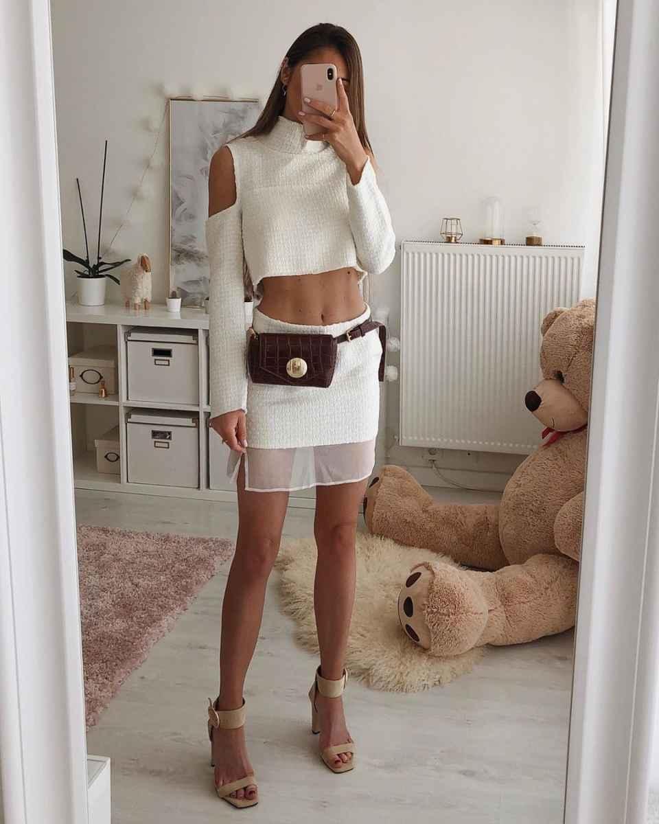 Мода для невысоких женщин лето 2019 фото_46