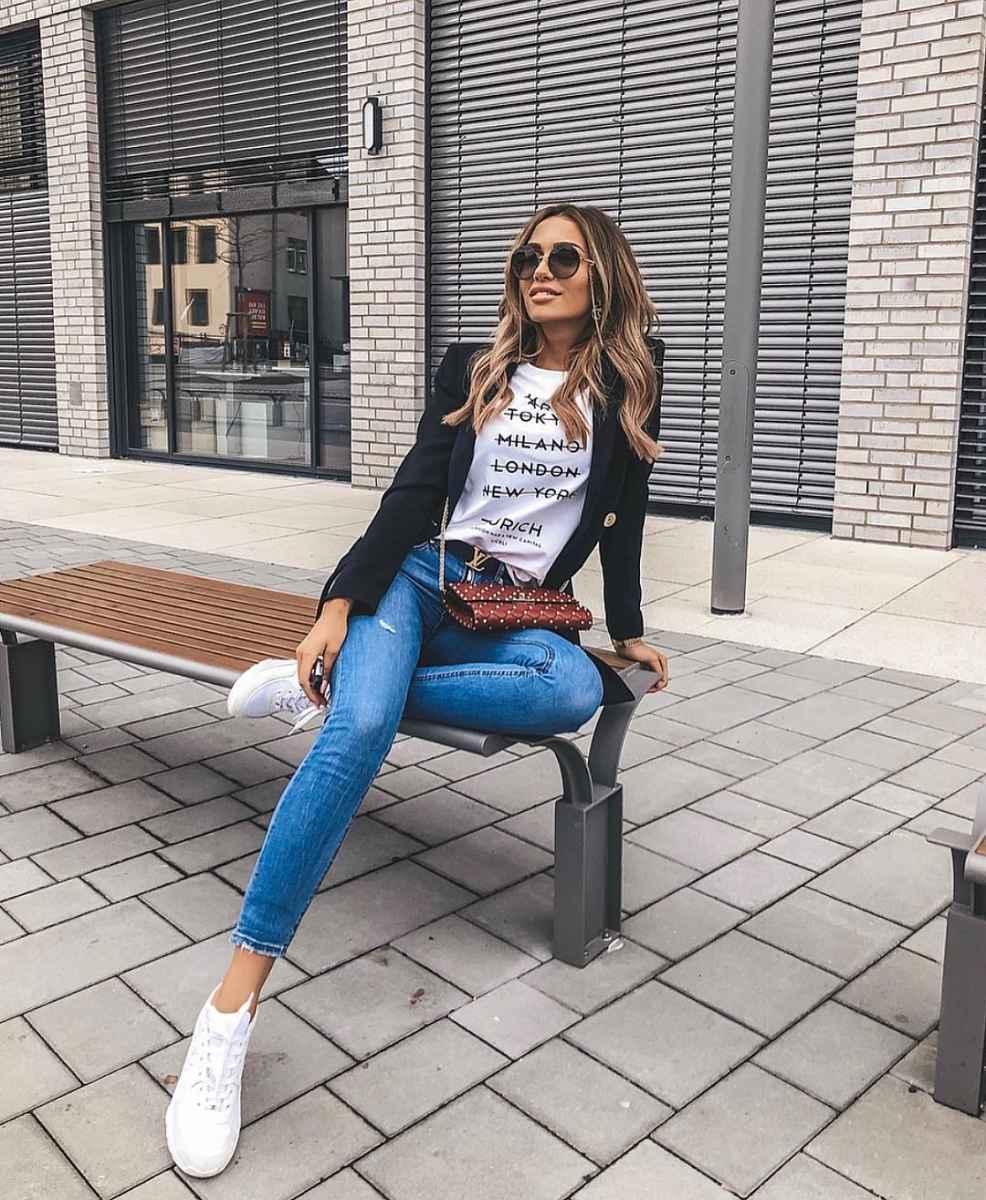 Мода для невысоких женщин лето 2019 фото_51