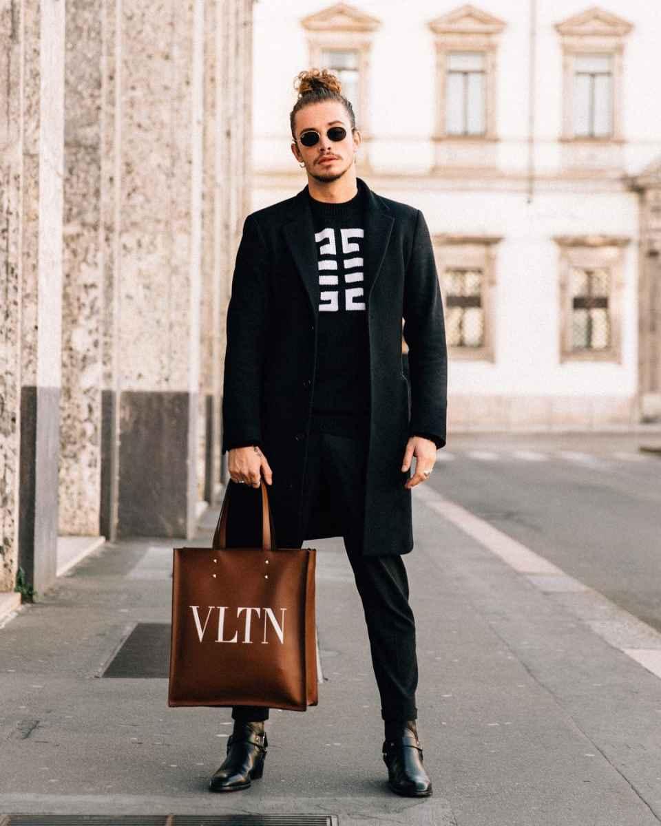 Модные мужские сумки 2019 фото_3
