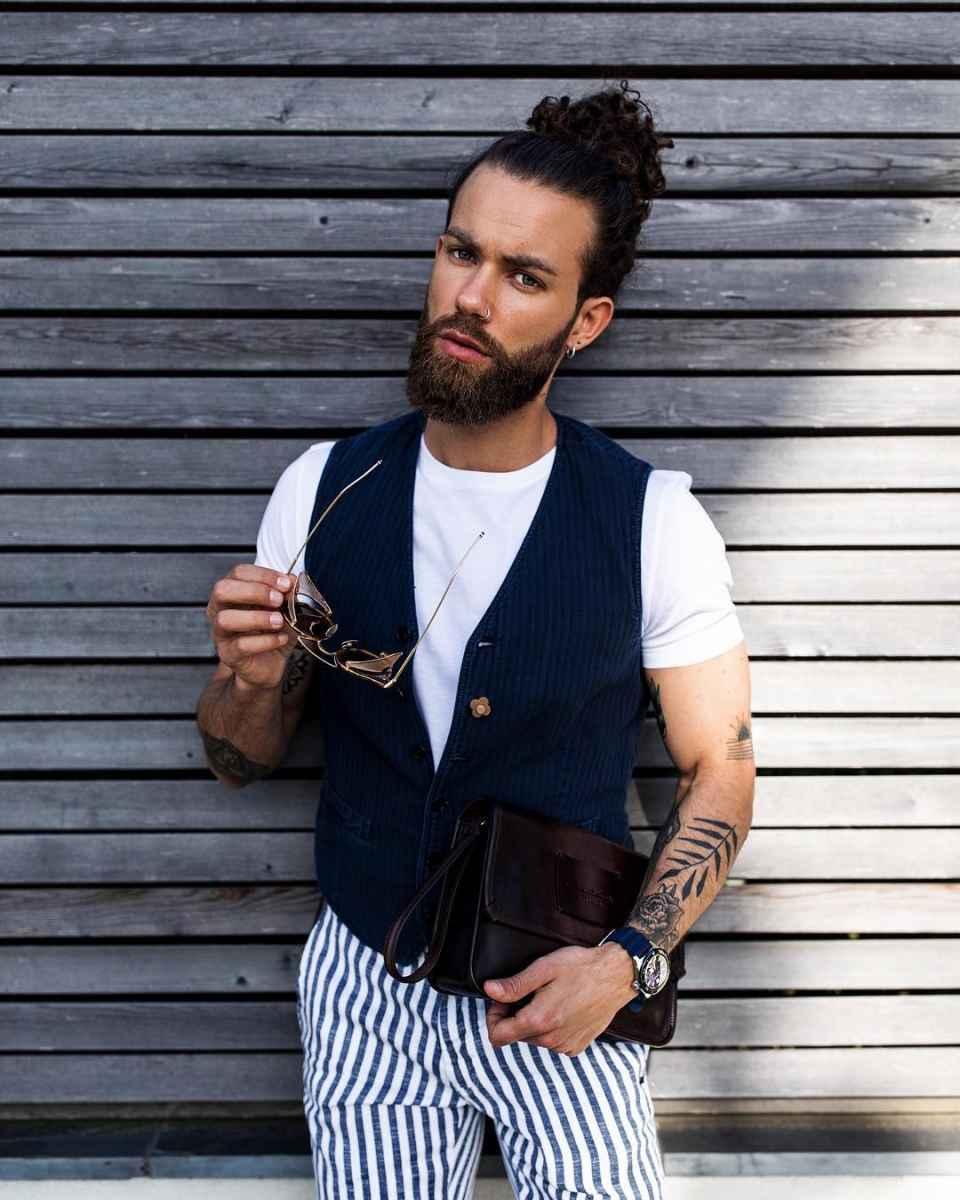 Модные мужские сумки 2019 фото_7