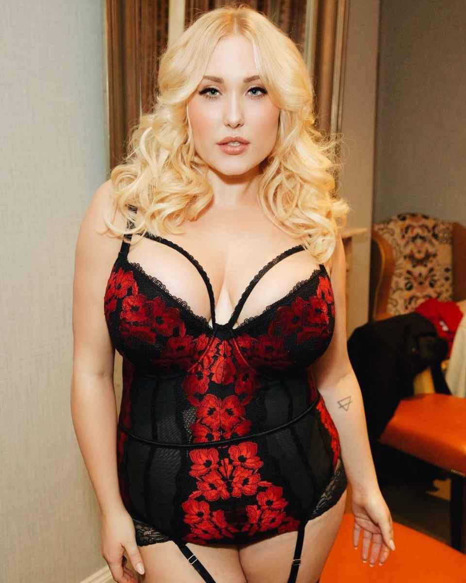 Красивое женское белье для полных фото идеи_34