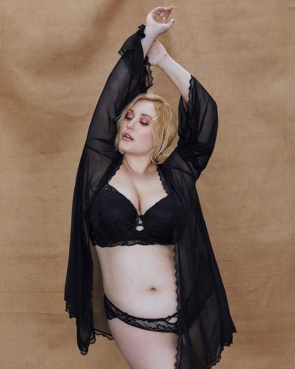 Красивое женское белье для полных фото идеи_32
