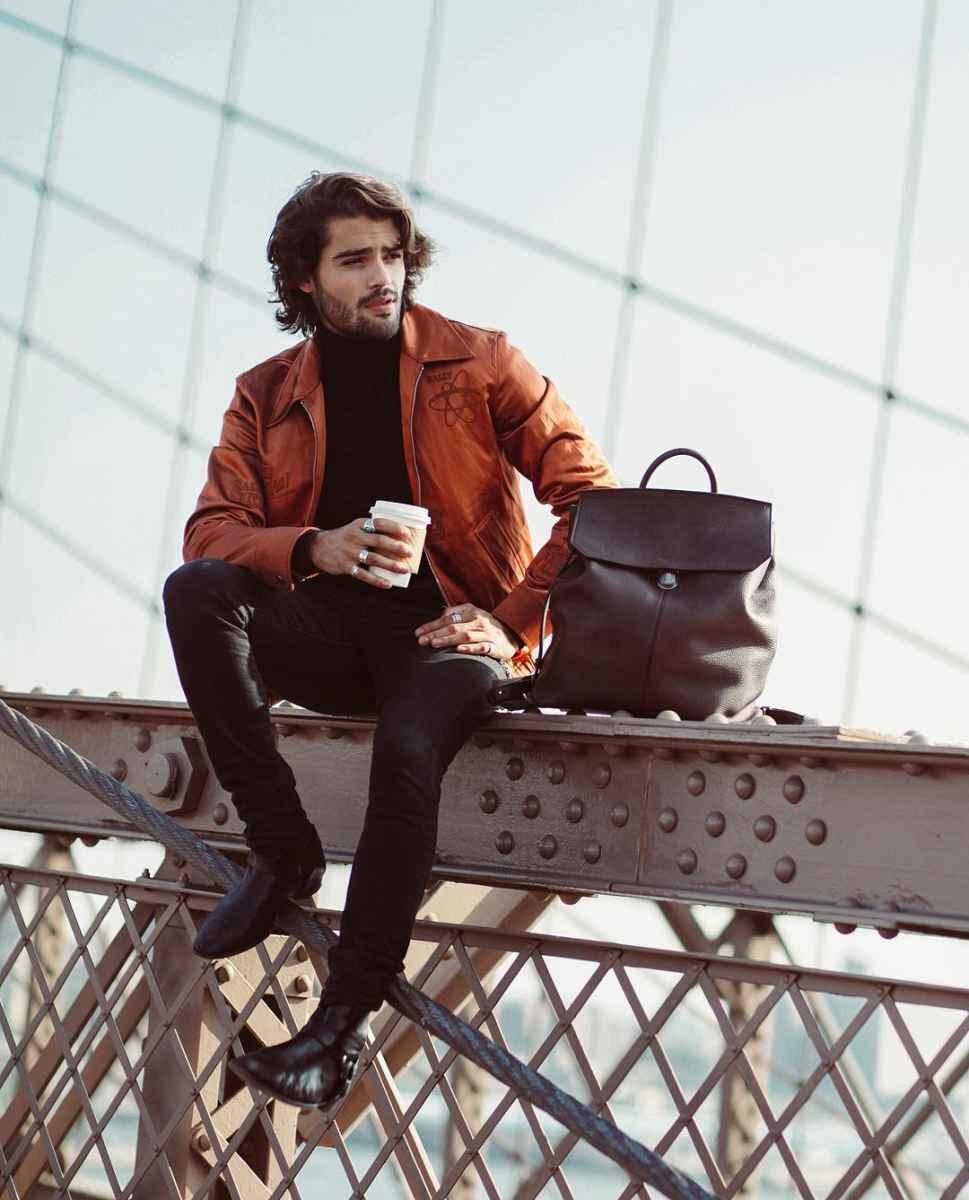 Модные мужские сумки 2019 фото_25