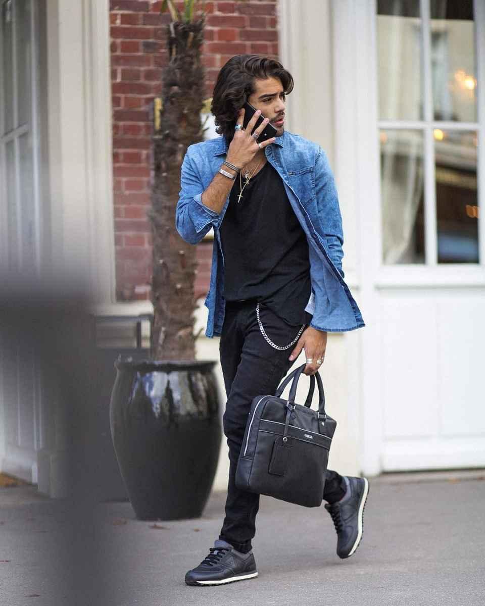 Модные мужские сумки 2019 фото_24
