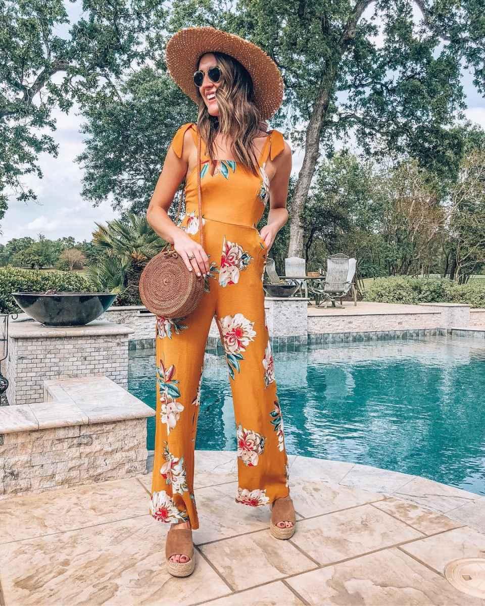 Мода для невысоких женщин лето 2019 фото_70