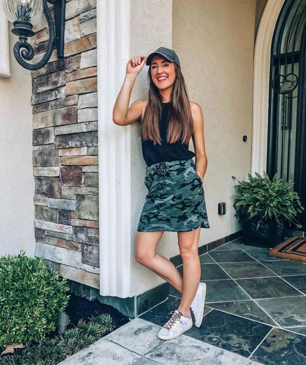 Мода для невысоких женщин лето 2019 фото_69