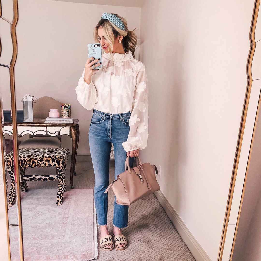 Мода для невысоких женщин лето 2019 фото_54