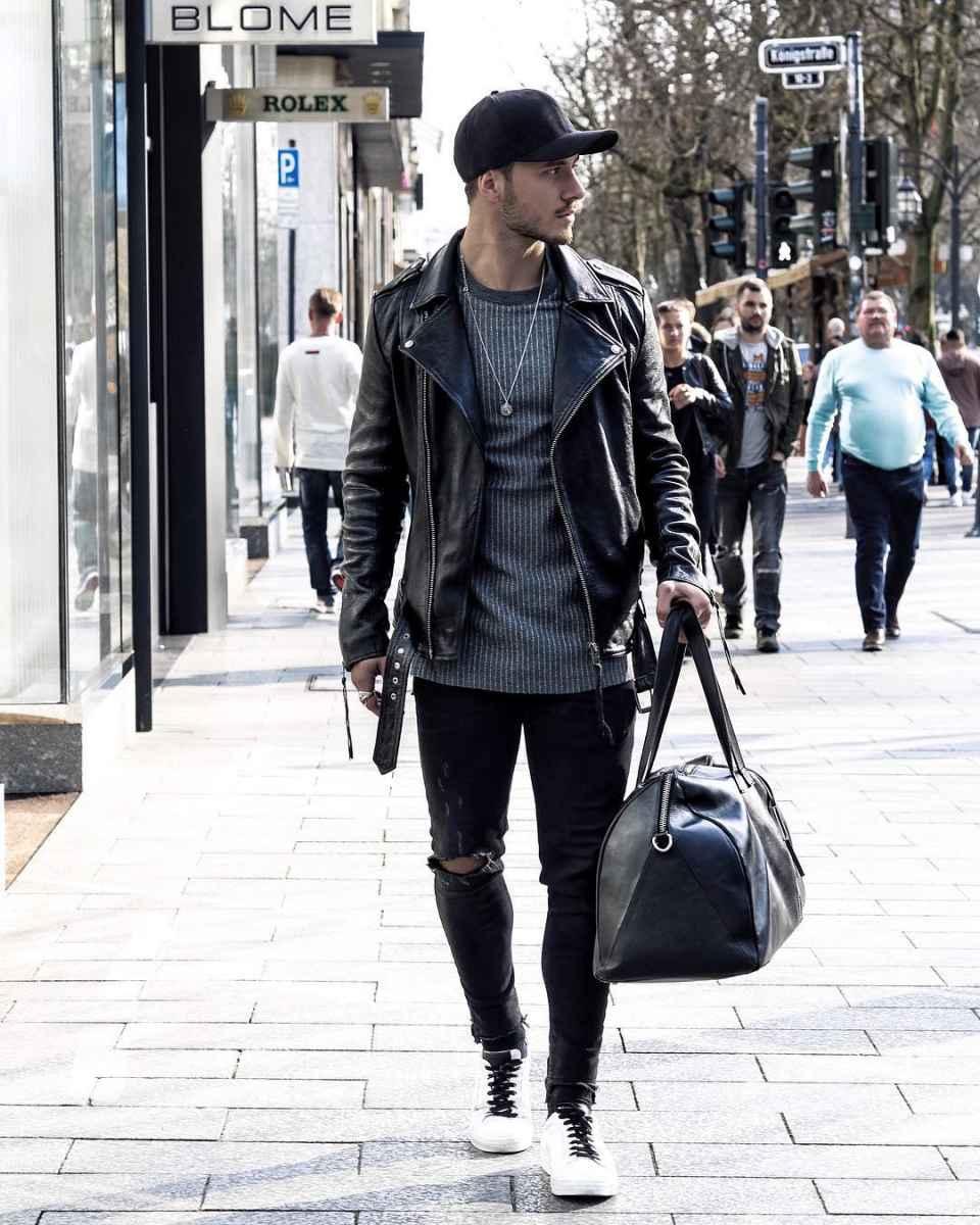 Модные мужские сумки 2019 фото_35