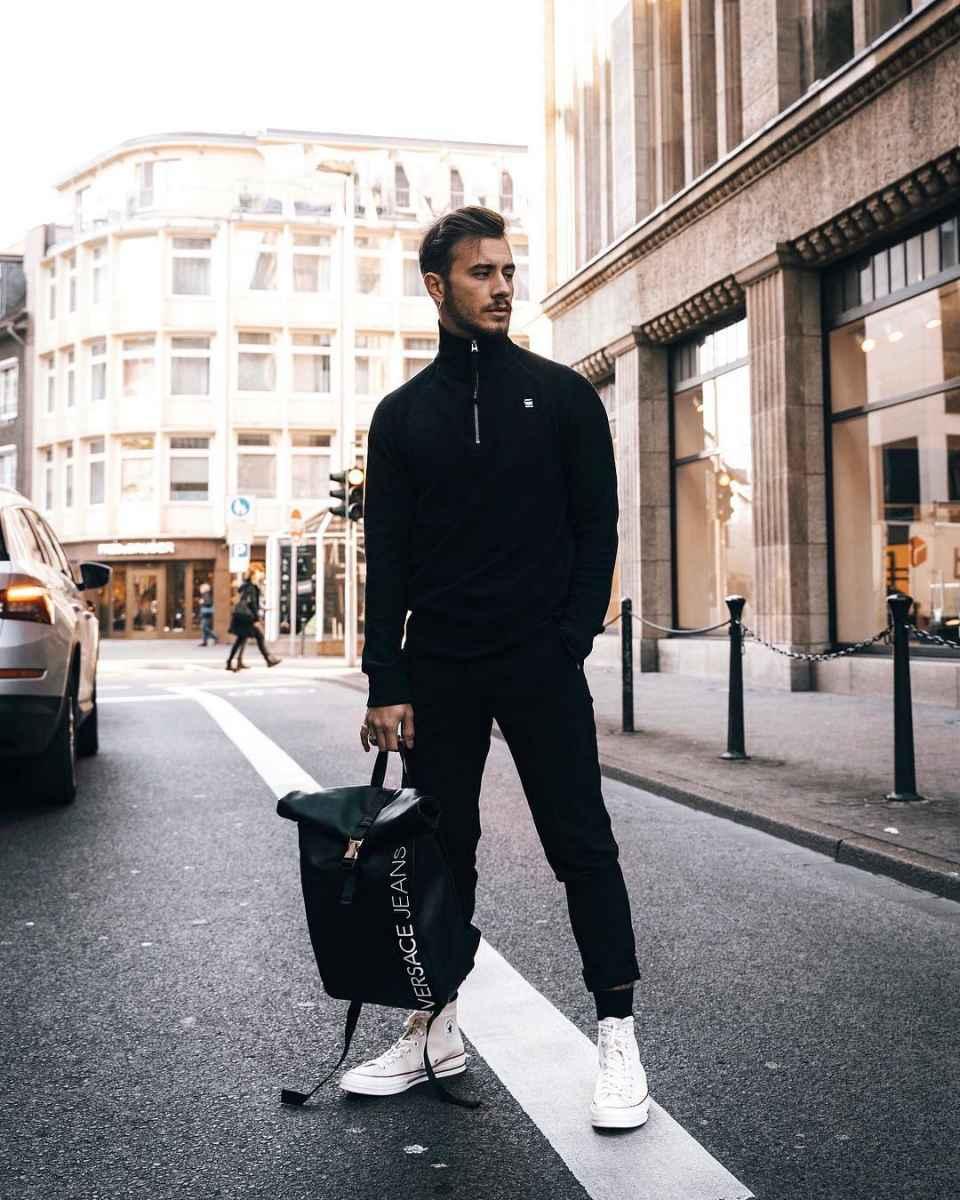 Модные мужские сумки 2019 фото_33