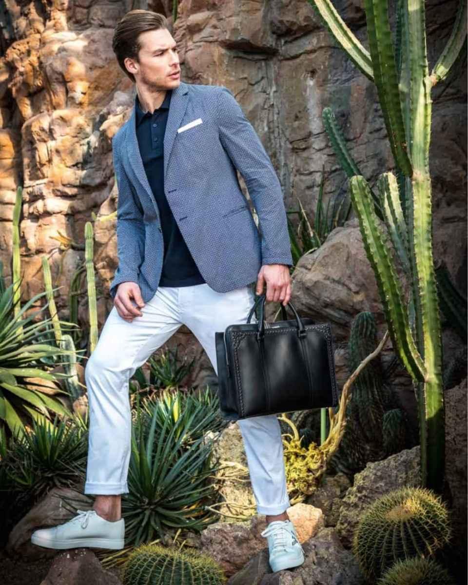 Модные мужские сумки 2019 фото_15