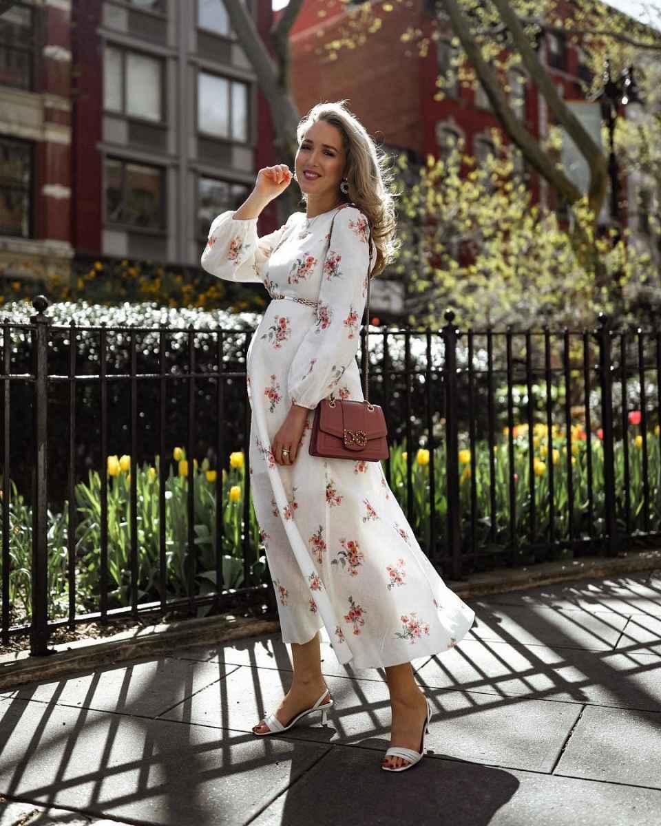 Мода для беременных весна-лето 2019 фото_17