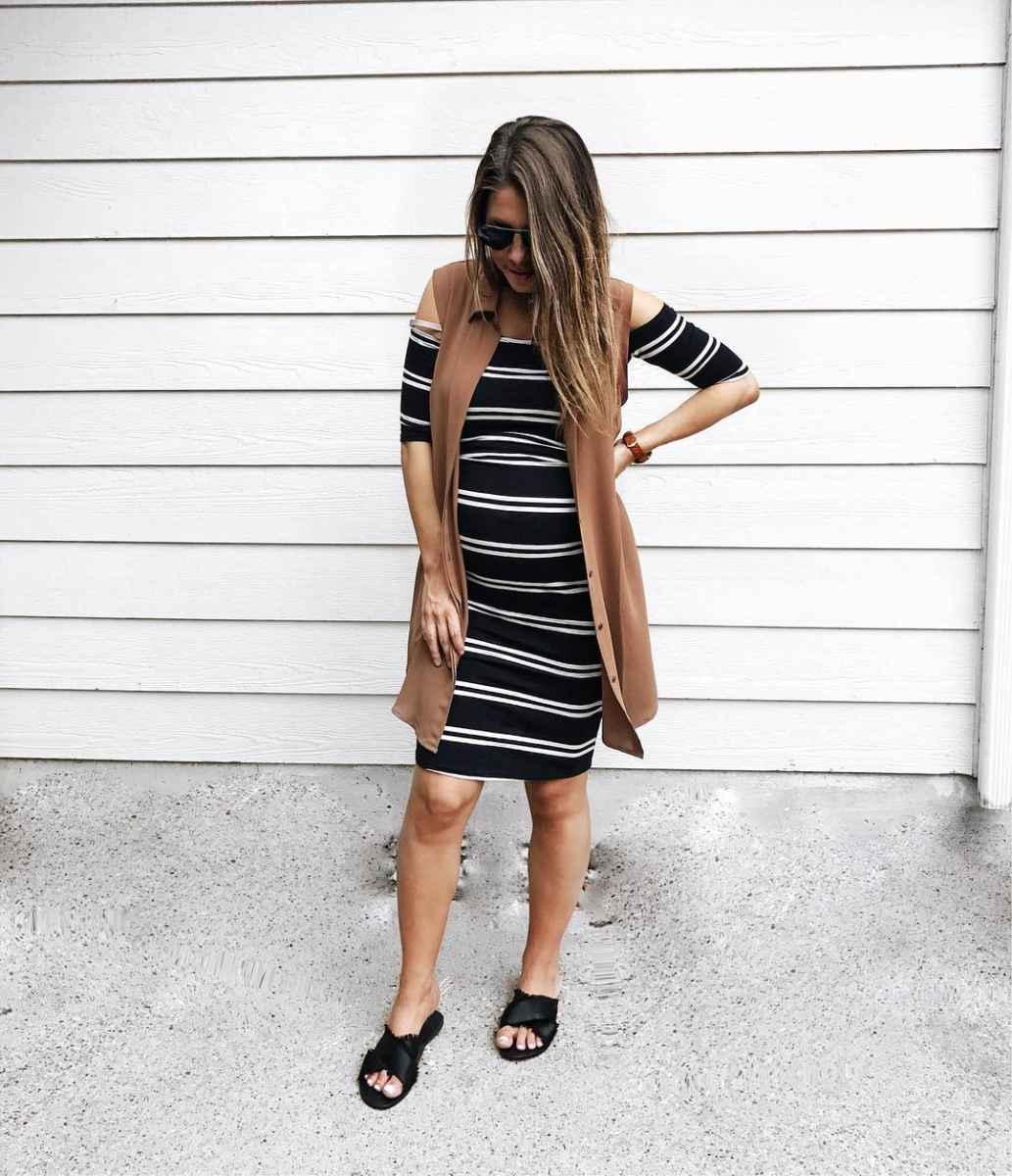 Мода для беременных весна-лето 2019 фото_41