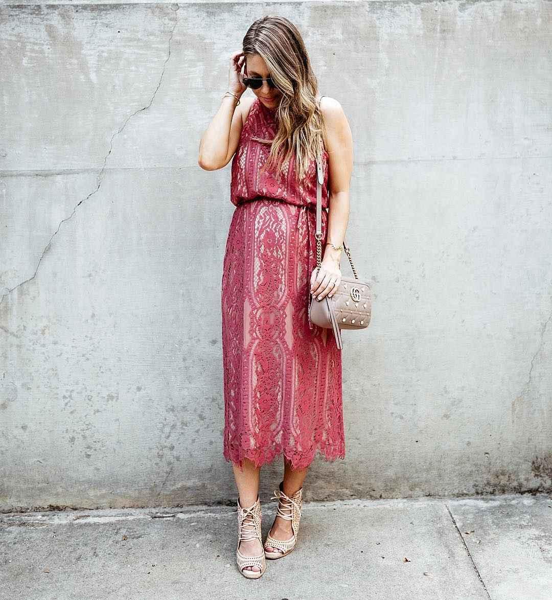 Мода для беременных весна-лето 2019 фото_43