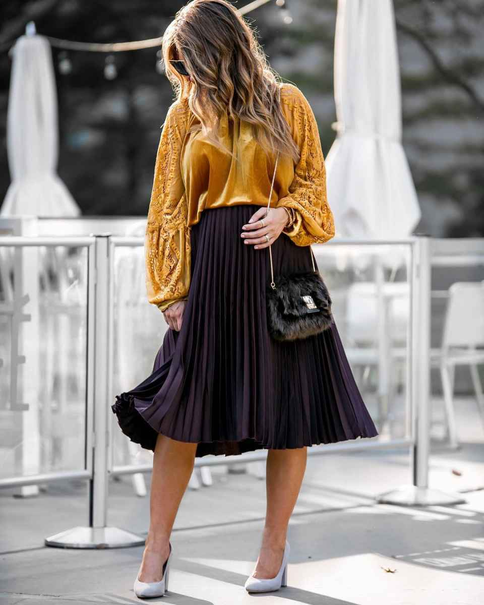 Мода для беременных весна-лето 2019 фото_54