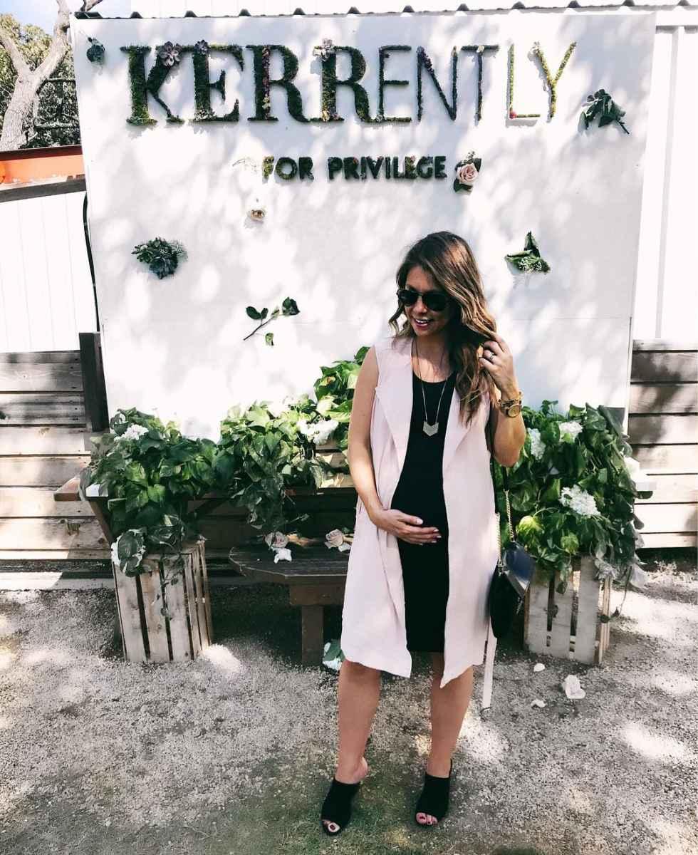 Мода для беременных весна-лето 2019 фото_55