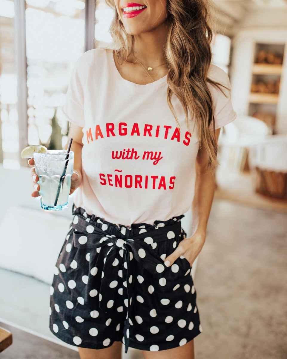Модные шорты лето 2019 фото_29