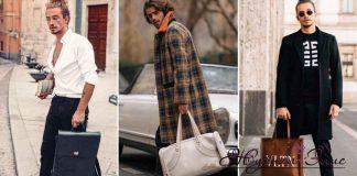 модные мужские сумки 2019 фото