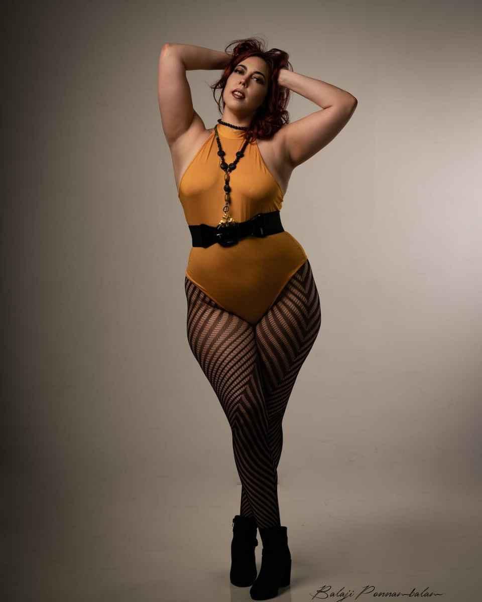 Красивое женское белье для полных фото идеи_3