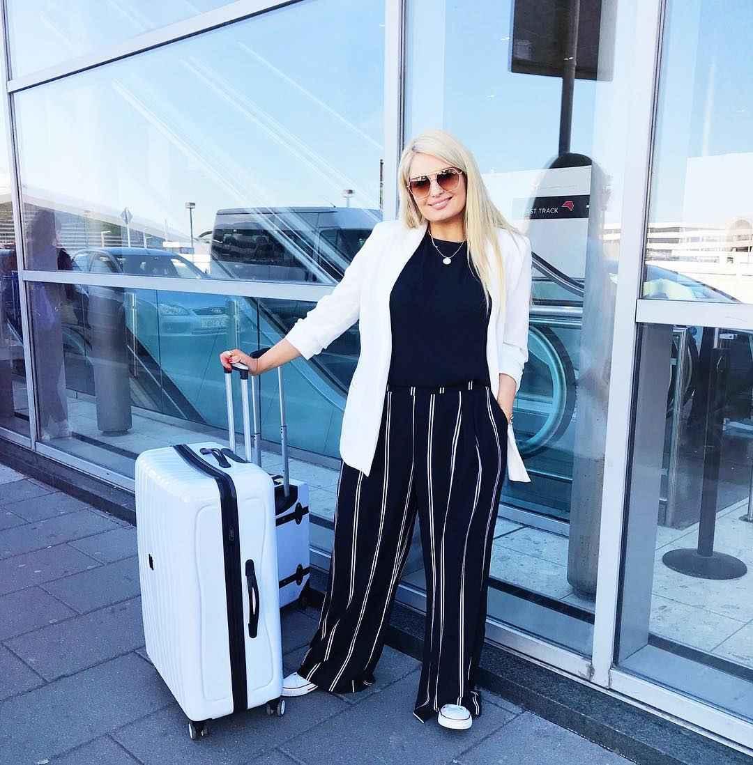 Мода для полных женщин лето 2019 фото идеи_2