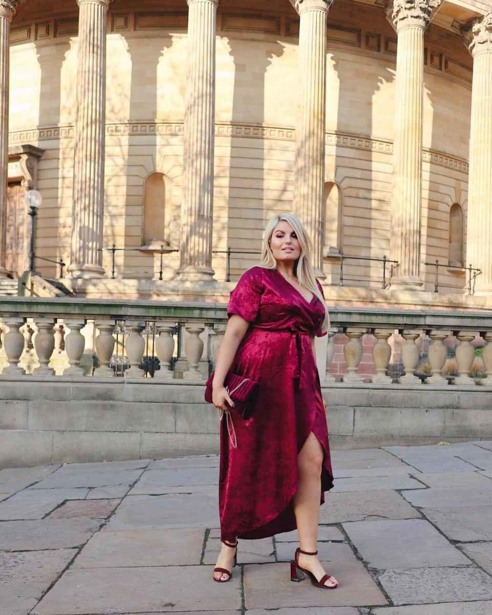 Мода для полных женщин лето 2019 фото идеи_17