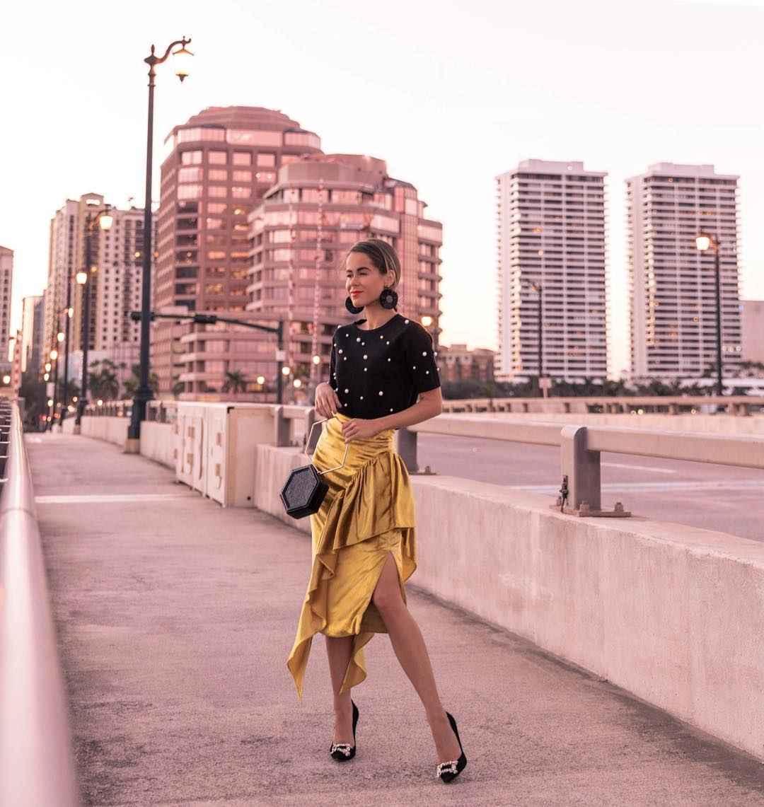 Мода для невысоких женщин лето 2019 фото_44