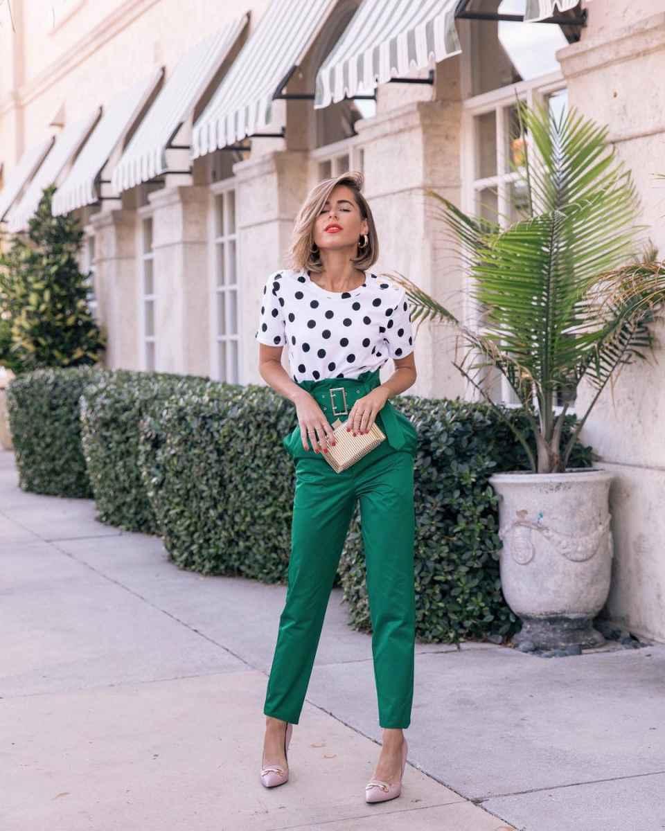 Мода для невысоких женщин лето 2019 фото_41