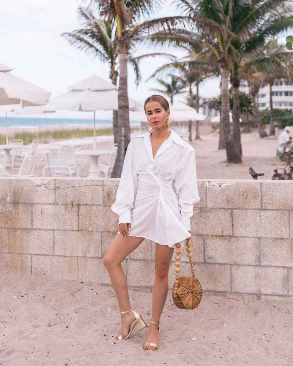 Мода для невысоких женщин лето 2019 фото_38