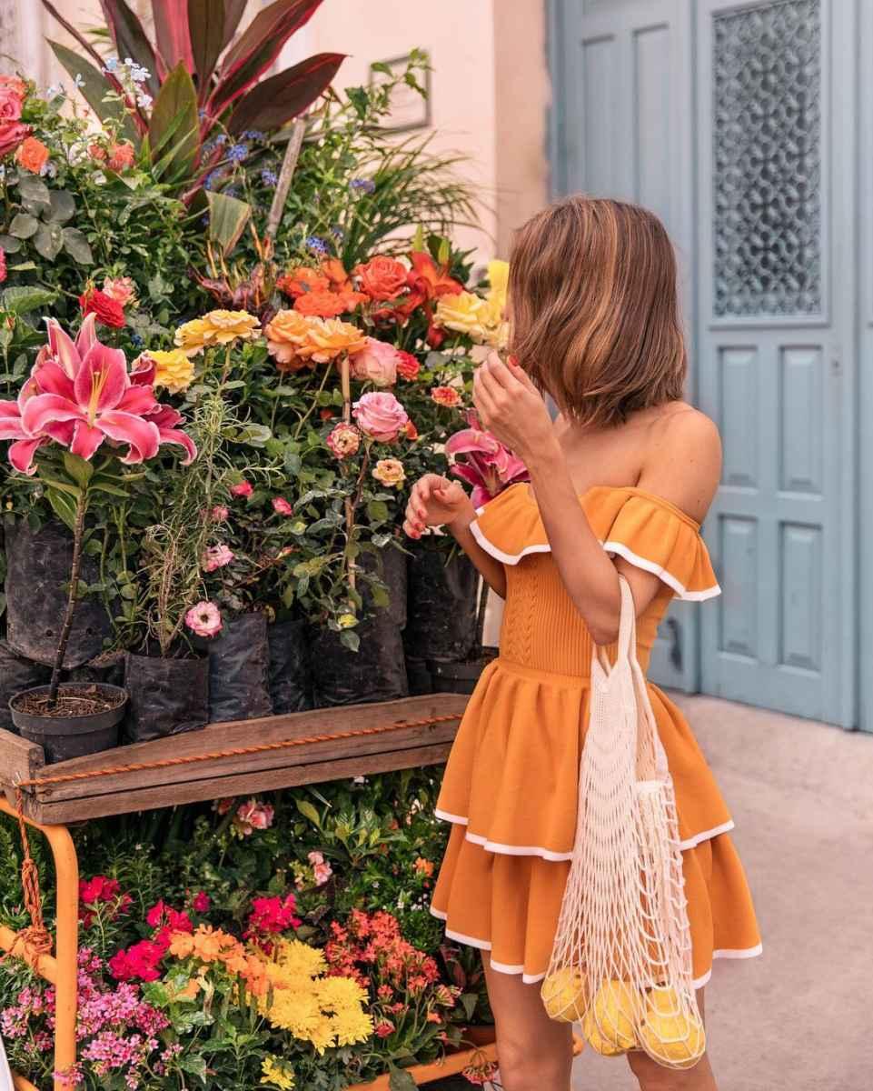 Мода для невысоких женщин лето 2019 фото_36