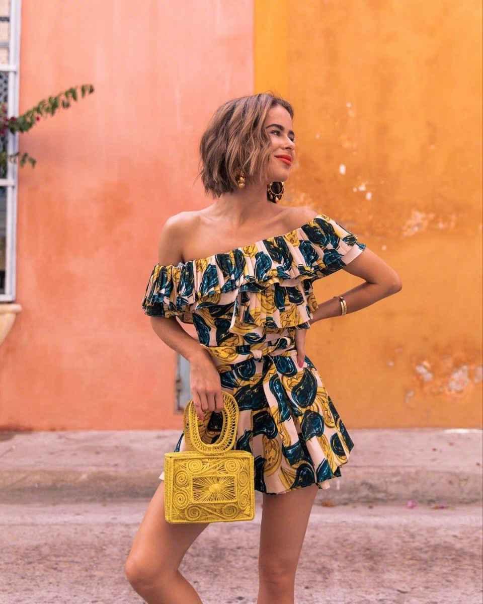 Мода для невысоких женщин лето 2019 фото_34