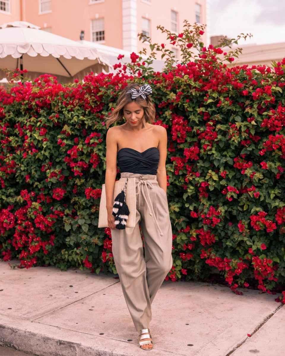 Мода для невысоких женщин лето 2019 фото_33