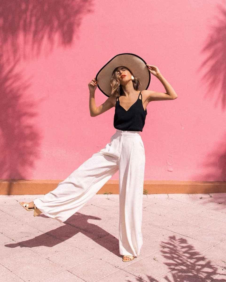 Мода для невысоких женщин лето 2019 фото_31