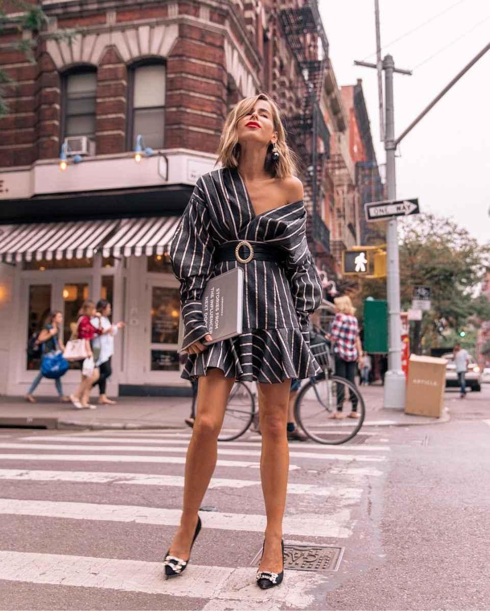 Мода для невысоких женщин лето 2019 фото_27