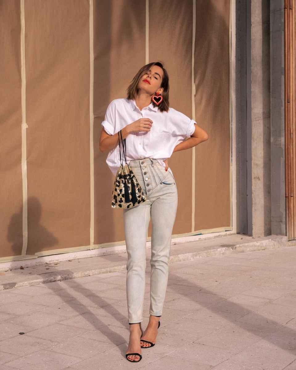 Мода для невысоких женщин лето 2019 фото_15