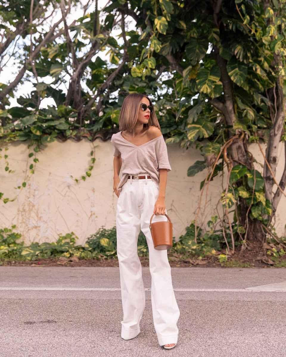 Мода для невысоких женщин лето 2019 фото_13