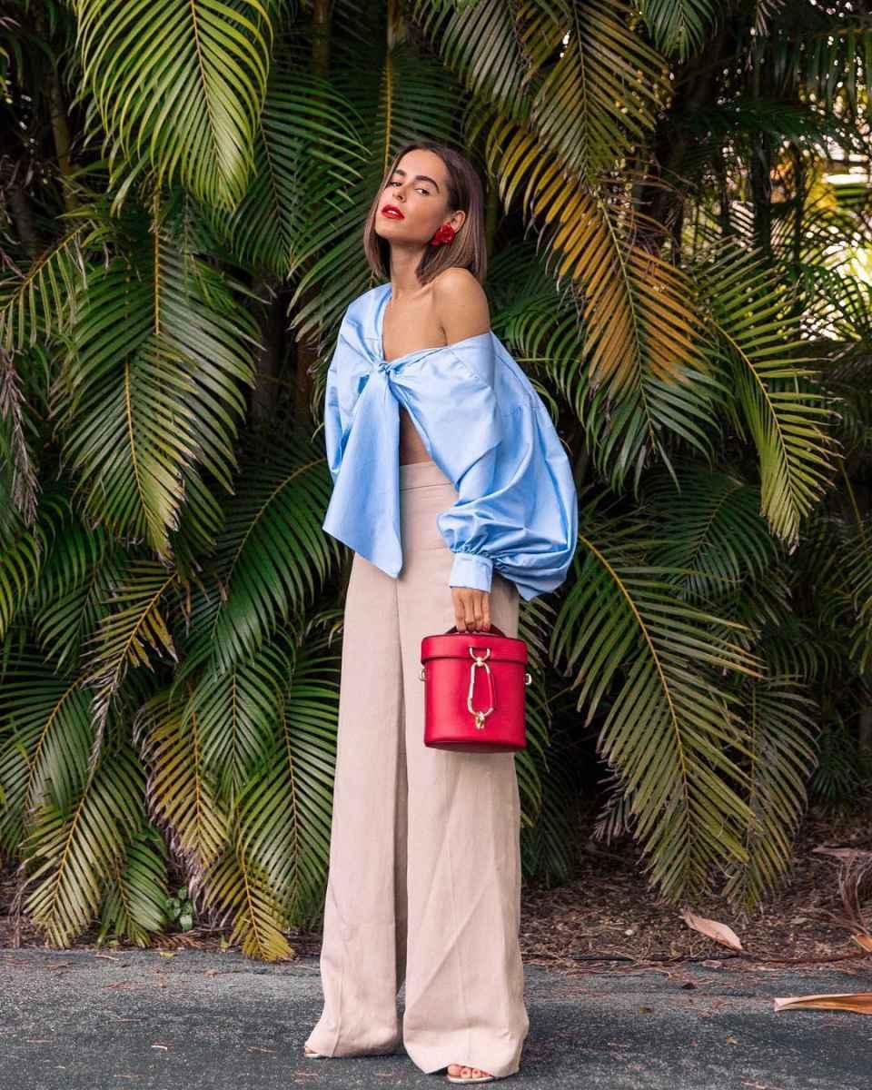 Мода для невысоких женщин лето 2019 фото_12