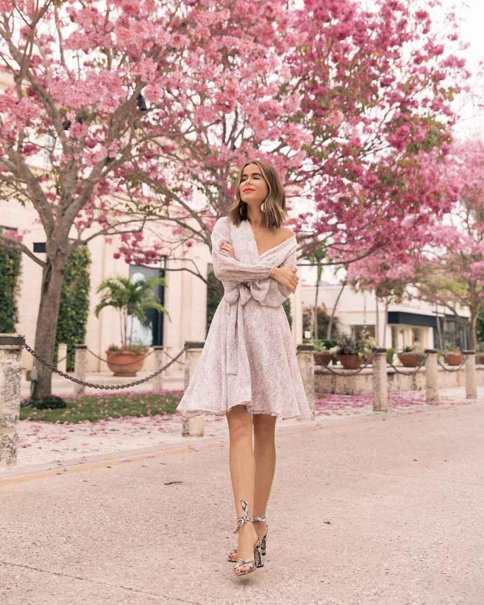 Мода для невысоких женщин лето 2019 фото_7