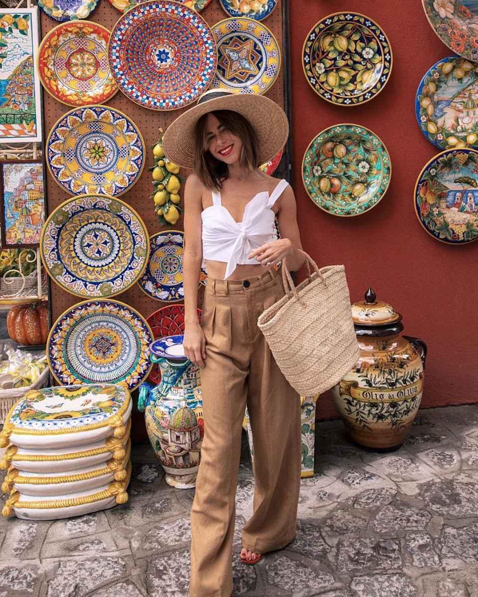 Мода для невысоких женщин лето 2019 фото_1