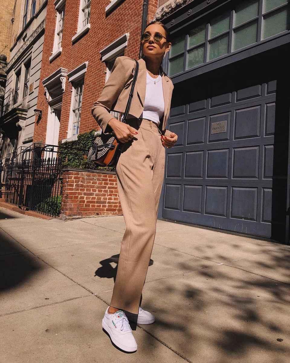 Мода для невысоких женщин лето 2019 фото_77